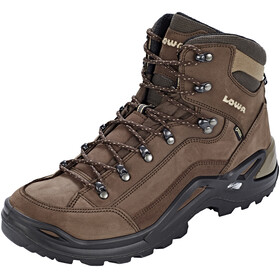 Lowa Renegade GTX Mid Shoes Men espresso/brown